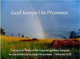true to promises