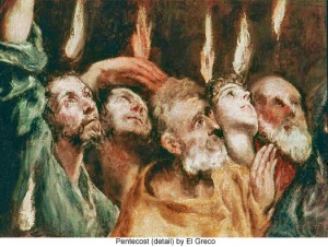 pentecost by greco
