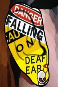 falling on deaf ears