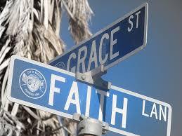 grace faith