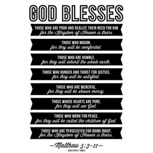 god-blesses